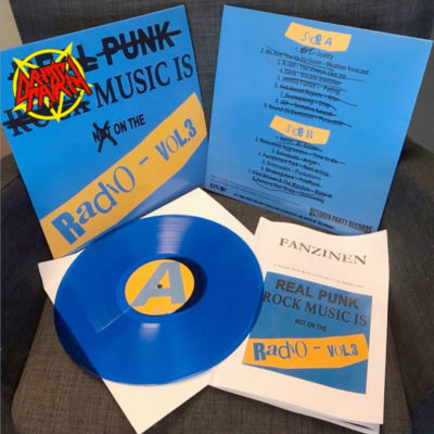Real Punk Music Is Not On The Radio Vol 3